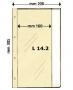 BUSTE PER PANORAMICHE 30,5x16 cm - 50 pz