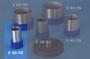 CILINDRO INOX 1X - 30x55 mm - 1 pz