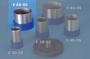 CILINDRO INOX 6X - 65x55 mm - 1 pz