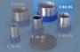 CILINDRO INOX 9X - 80x55 mm - 1 pz