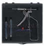 PERIPRESS - Set 1 siringa Inox + 2 portafiala