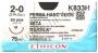 SUTURE ETHICON SETA K833H - 36 pz