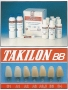 TAKILON BB - Kit 7x100 g polvere + 2x250 ml liquido