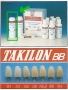 TAKILON BB - Liquido 250 ml